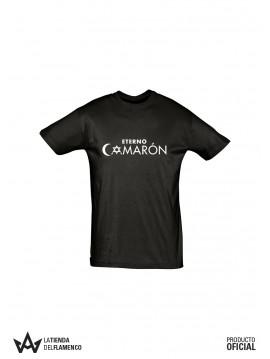 Camiseta Chico Logo (Eterno Camarón) Producto Oficial