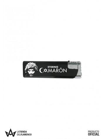 Encendedor Negro (Eterno Camarón) Producto Oficial