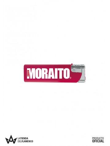 Encendedor Rojo Moraito Chico Logo