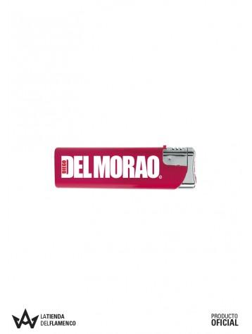 Encendedor Rojo Diego del Morao Logo