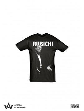 Camiseta de Chico Negra de Rubichi