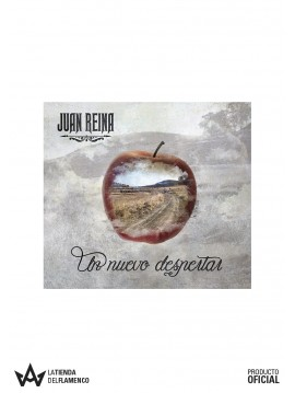 "CD de Juan Reina ""Un nuevo Despertar"""