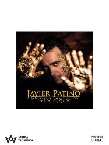 CD Oro Negro de Javier Patino