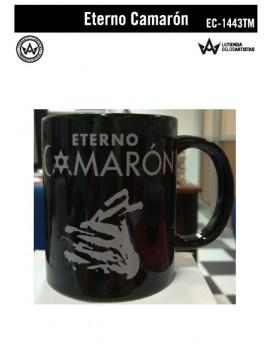 Taza de cerámica Mano (Eterno Camarón) Producto Oficial