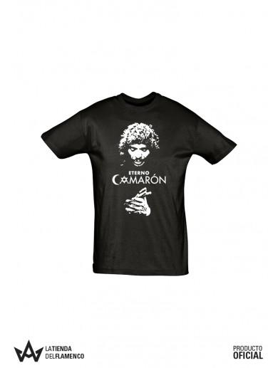 Camiseta Chico Cartel (Eterno Camarón) Producto Oficial