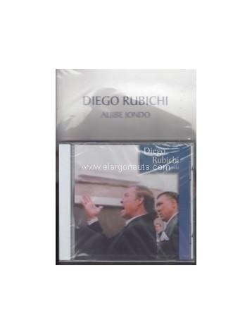 Libro + CD Diego Rubichi - Aljibe Jondo