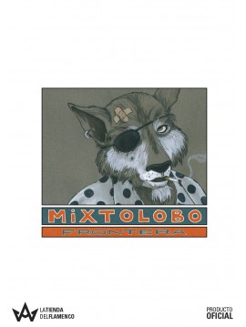 "CD Mixtolobo ""Frontera"""