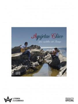 CD Agujetas Chico Los Cuchillos del Tiempo
