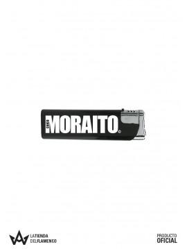Encendedor Negro Moraito Chico Logo