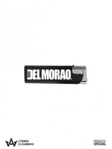 Encendedor Negro Diego del Morao Logo
