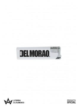 Encendedor Blanco Diego del Morao Logo