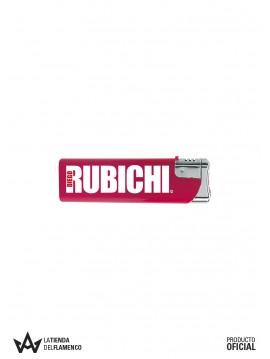 Encendedor Rojo Rubichi Logo