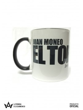 Taza de ceramica de Juan Moneo El Torta