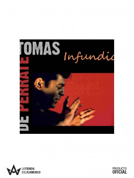 """CD Tomás de Perrate """"Infundio"""""""