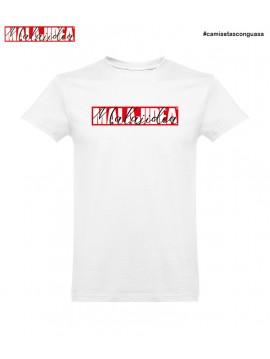 Camiseta Malajidea