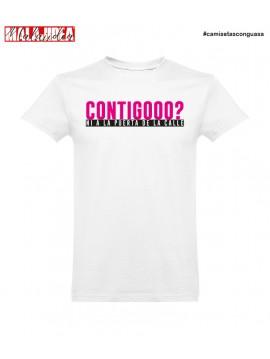 Camiseta Contigooo?