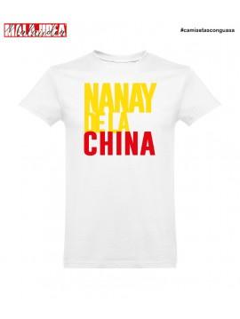 Camiseta Nanay de la China