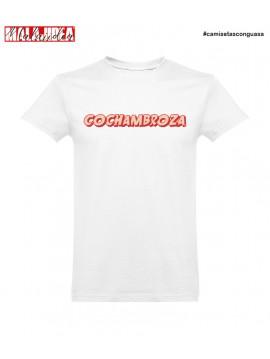 Camiseta Cochambroza