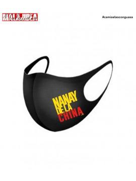Mascarilla Nanay de la China