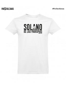 Camiseta Solano de las Marismas
