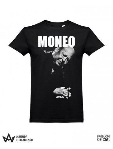 Camiseta Negra Manuel Moneo Imagen