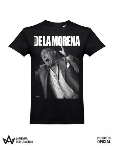 Camiseta Negra Fernando de la Morena Imagen