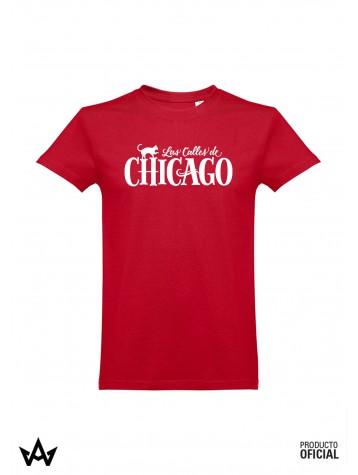 Camiseta LAS CALLES DE CHICAGO - No me pises que llevo Chanclas
