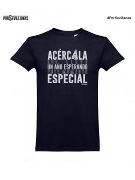 Camiseta Acércala