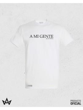 Camiseta A MI GENTE STAFF - Juan Peña