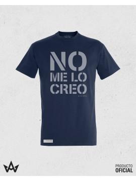 Camiseta Color NO ME LO CREO - Juan Peña