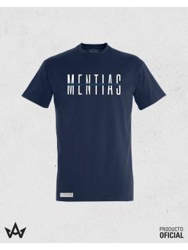 Camiseta Unisex Color MENTIAS - Juan Peña