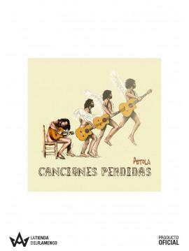 Cd Canciones Perdidas (En Directo) de Astola