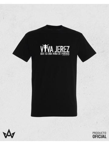 Camiseta VIVA JEREZ - El Bo