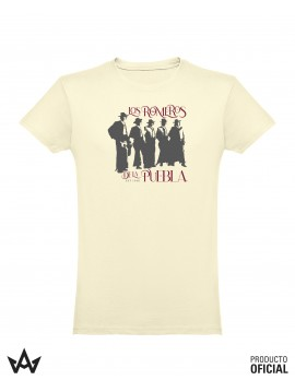 Camiseta Silueta de Los Romeros de la Puebla