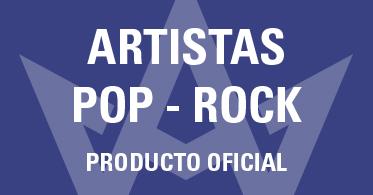 Artistas Pop-Rock